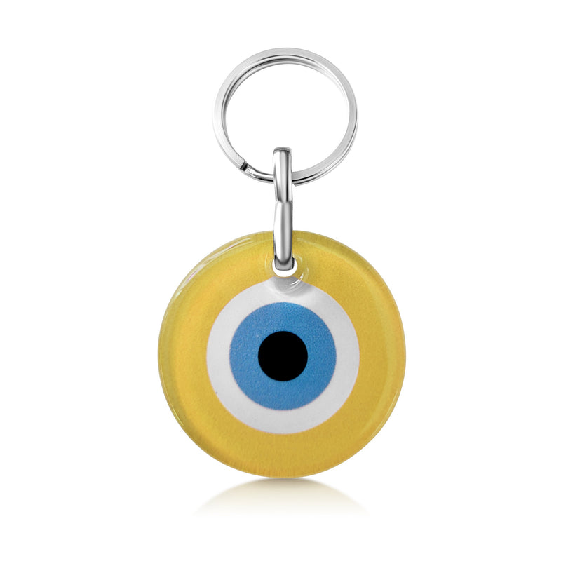 evil_eye_keyring_yellow