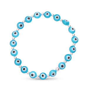 blue protection eye jewelry