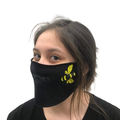 bee mask for women