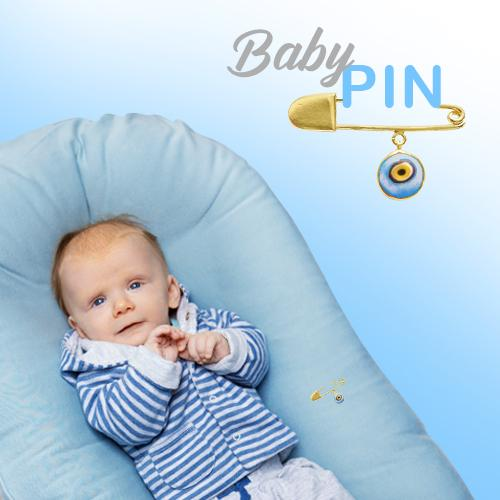 Stroller Pin for Baby