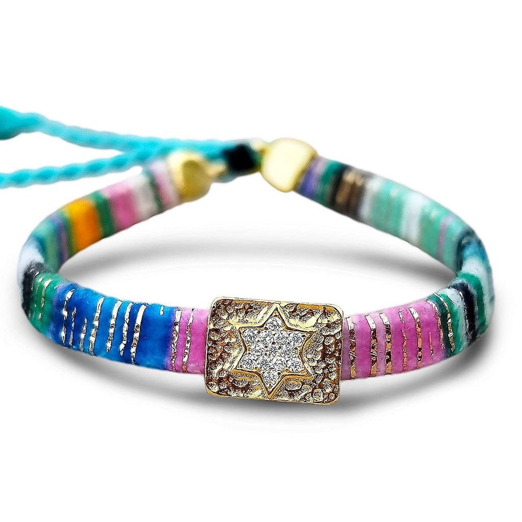 bat mitzvah teenage jewish bracelet