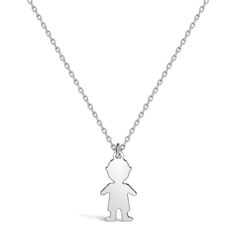 boy necklace for mommy