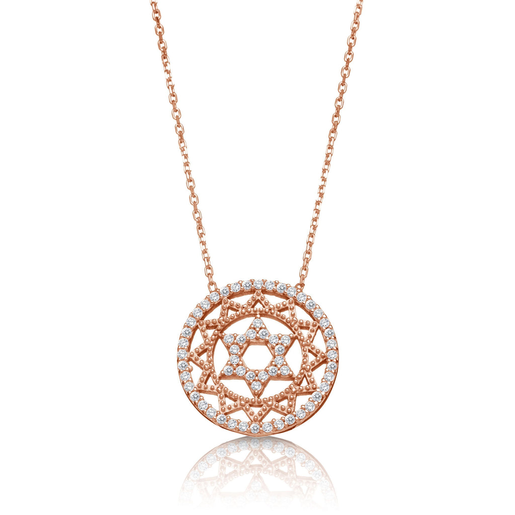 ROSE GOLD JUDAICA