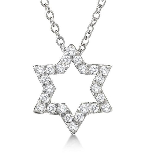 best jewish star necklace
