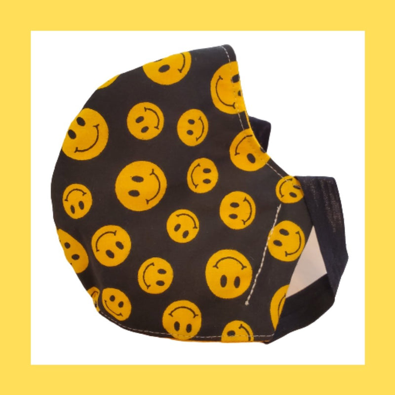 emoji cell phone mask