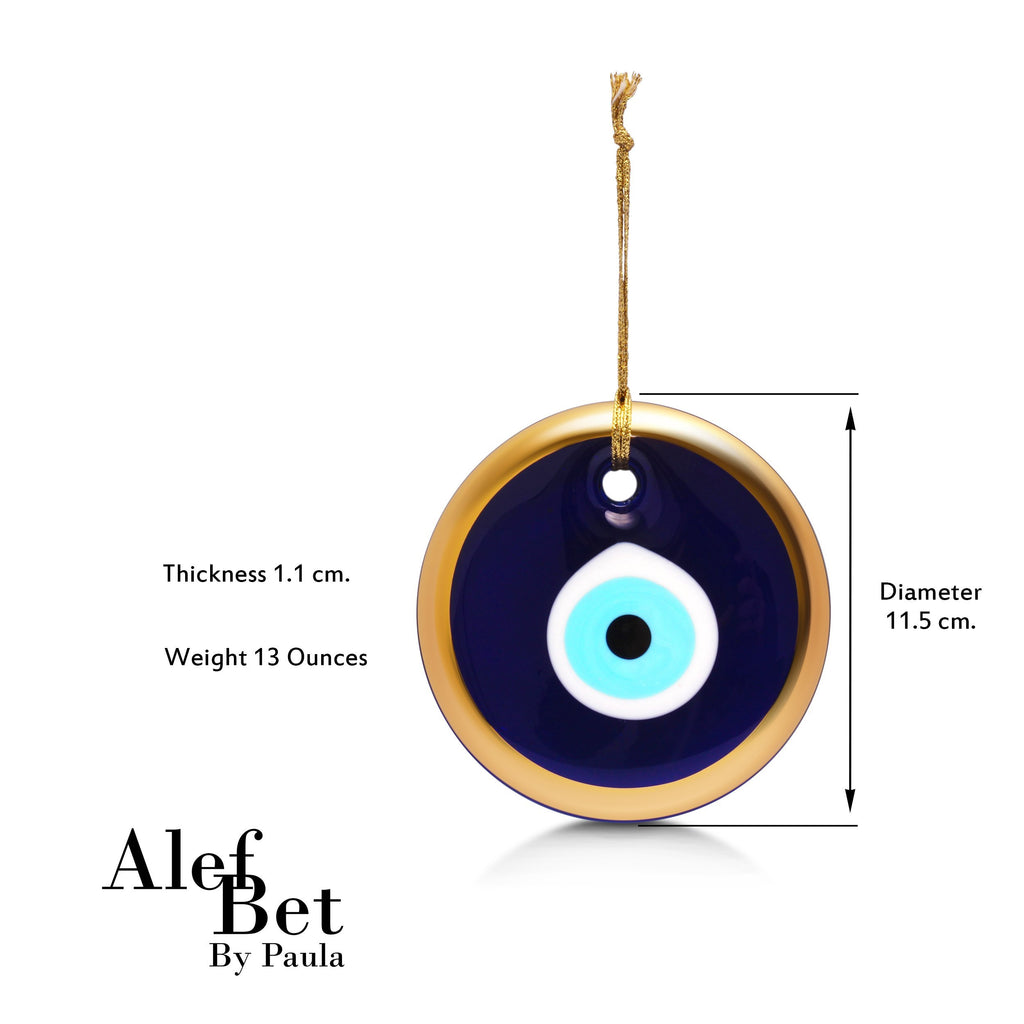 Blue Evil Eye Home Wall Decorations That You'll Love