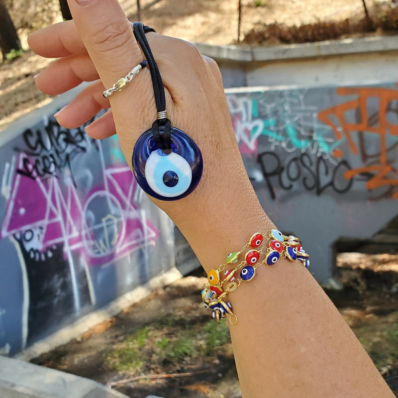 evil eye handmade jewelry