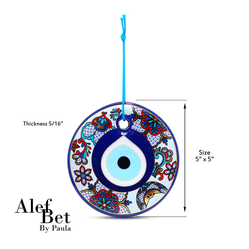 classic artistic eye charm for home