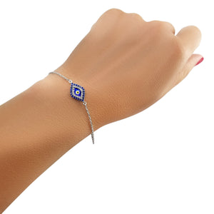 lucky eye bracelet for women