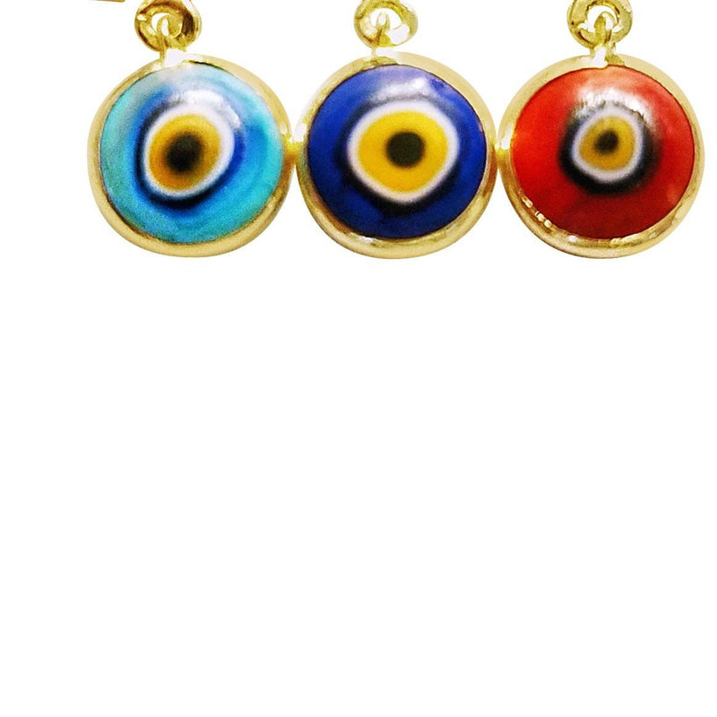 Evil Eye Charms for Necklaces
