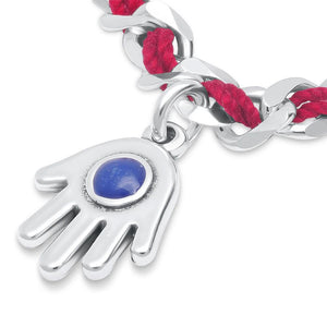 bendel bracelet hamsa hand and evil eye