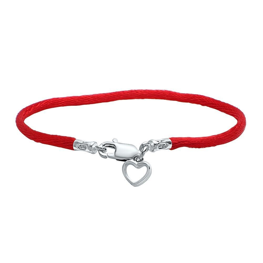 Heart Protection Red String of Fate Bracelet