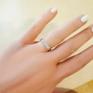 Simple and minimal diamond cheap rings
