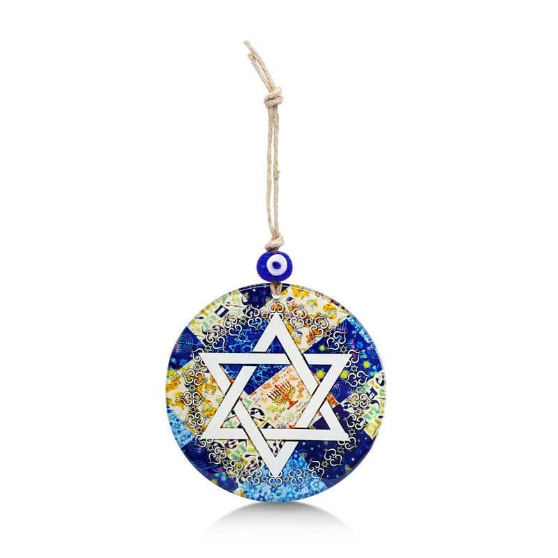 art for home with jewish star
