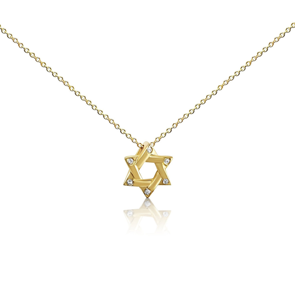 judaic star small girls
