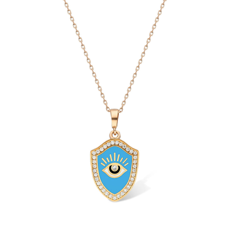 lucky blue evil eye jewelry