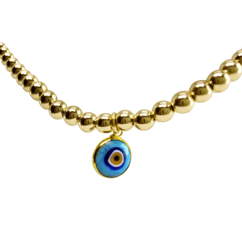 mati greek evil eye bracelet