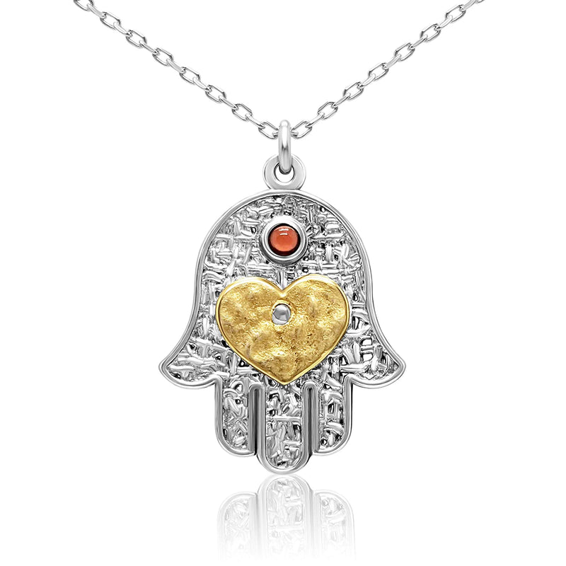 hamsa for women necklace