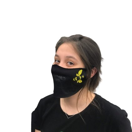 bee mask for women face covering
