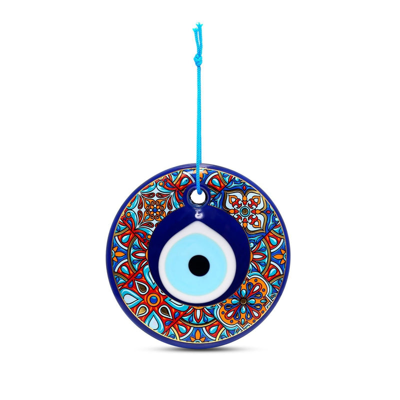 ottoman evil eye wall hanging