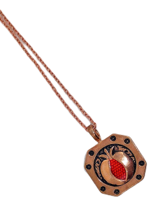 Pomegranate Necklace