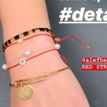 Red String Evil Eye, Hamsa or Jewish Star Bracelet