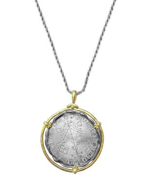 Seal of Solomon Handmade necklace