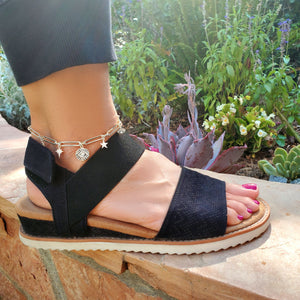 anklet for women with charms