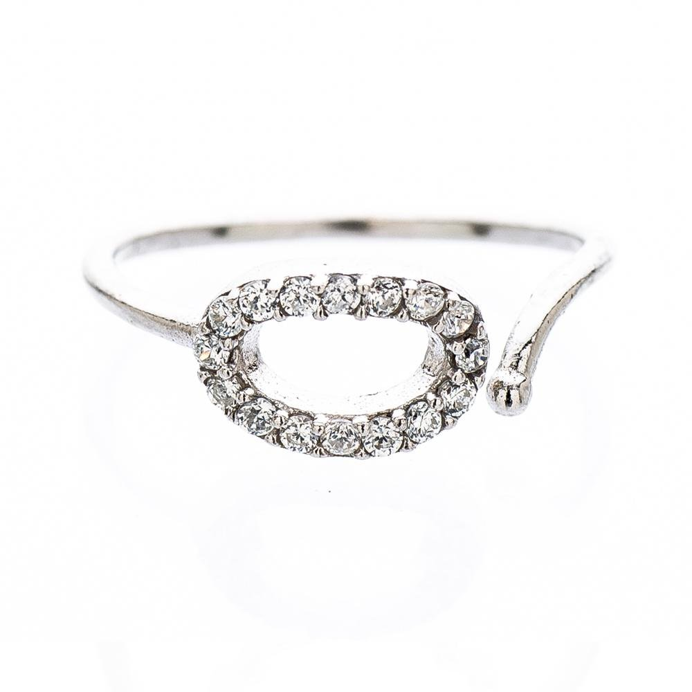 Oval Ring Adjustable Sizes