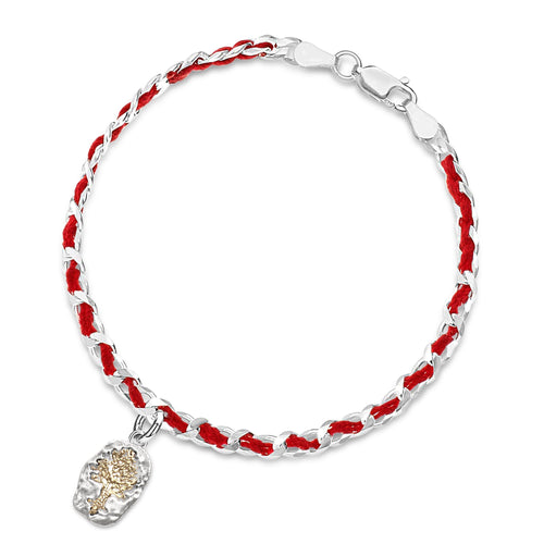 tree of life red string bracelet