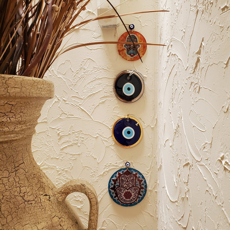 easy to do wall hamsa hanging