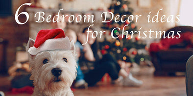 6 Christmas Decor ideas to Refresh your bedroom