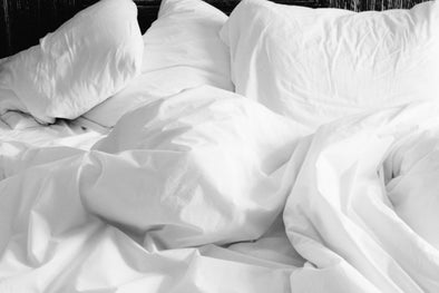 How To: 8 Ways to Get Your White Duvet Cover Clean