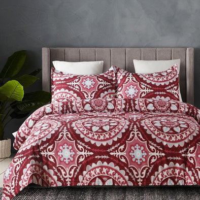 Fresh and Appealing – Bring a Bohemian Chic To your Bedroom