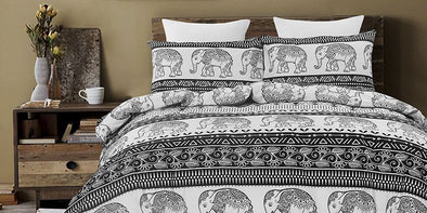 Duvet Cover You'll Love: Vaulia Mandala Exotic Inspired Design