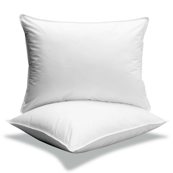 What's the ideal number of pillows to have on your bed?