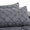 Microfiber Duvet Cover Sets Tufted Pattern BS366