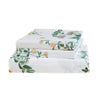 Printed Floral Pattern Design Microfiber Duvet Cover Sets BS233