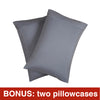 Lightweight Microfiber Fitted Sheet