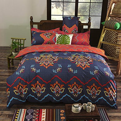 vaulia Bohemia Exotic Patterns Reversible Color Design BS103