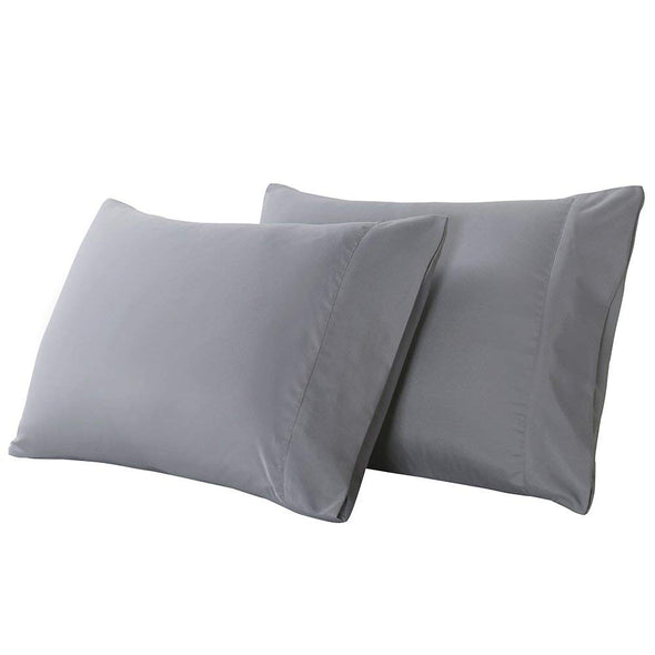 Lightweight Microfiber Pillowcases  Set of 2