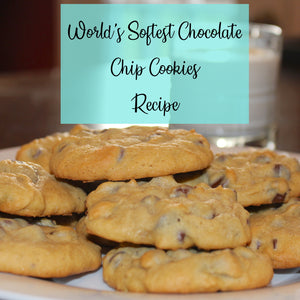 World's Softest Chocolate Chip Cookie Recipe