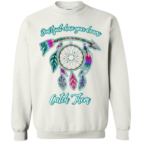 Catch Your Dreams Crewneck Sweatshirt
