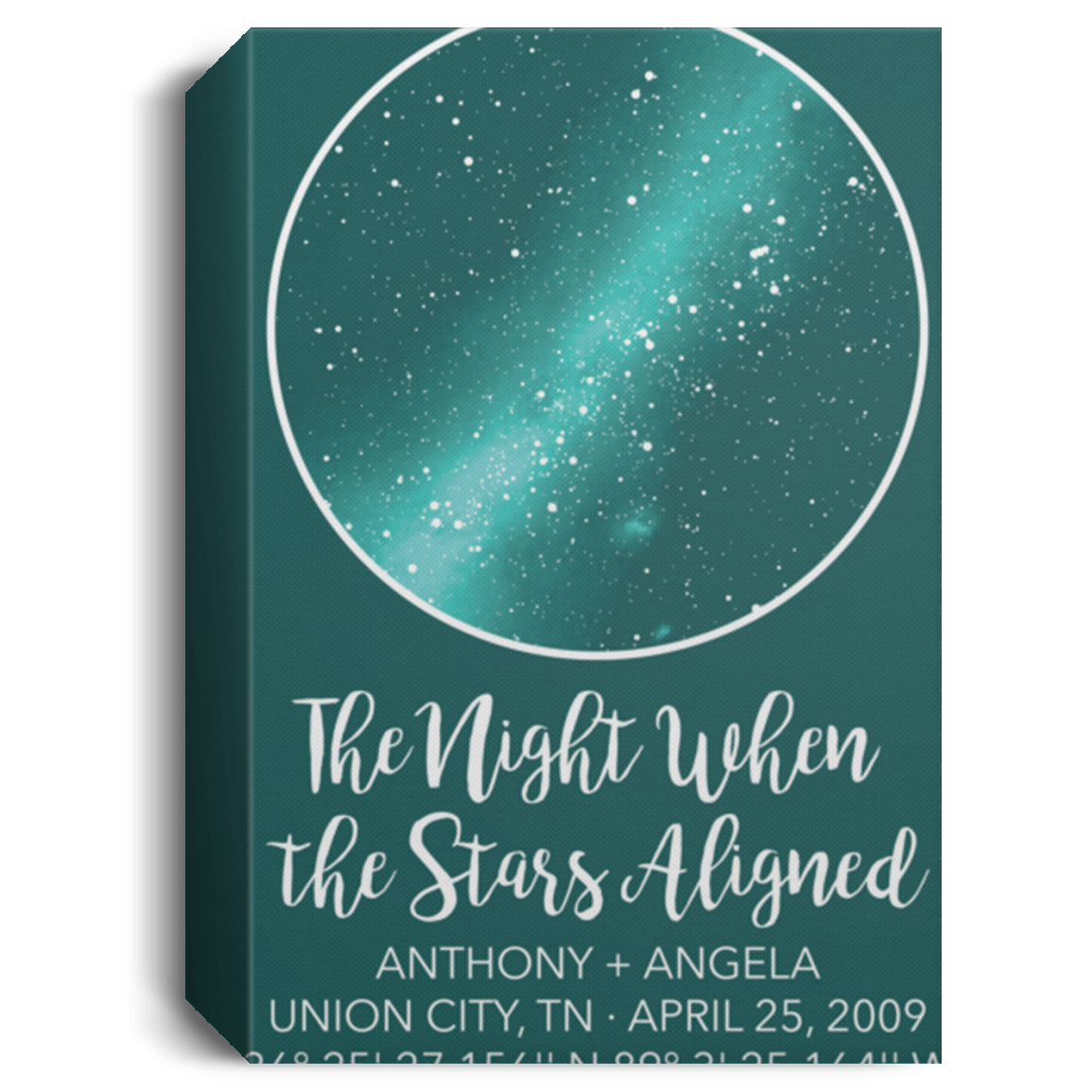 The Night When the Stars Aligned Custom Order