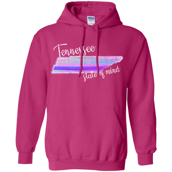 Watercolor Tennessee State of Mind Hoodie