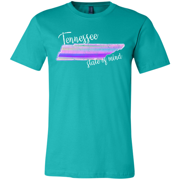Watercolor Tennessee State of Mind Soft Tee
