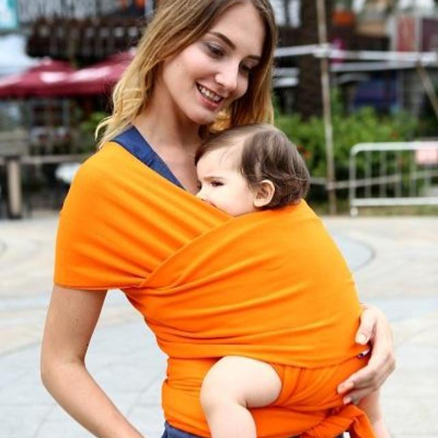 Ultimate Baby Carrier Specialized Baby Wrap For Infants And