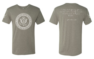 Renounce Tea Great Seal Shirt