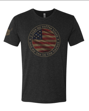 Renounce Tea Flag Shirt