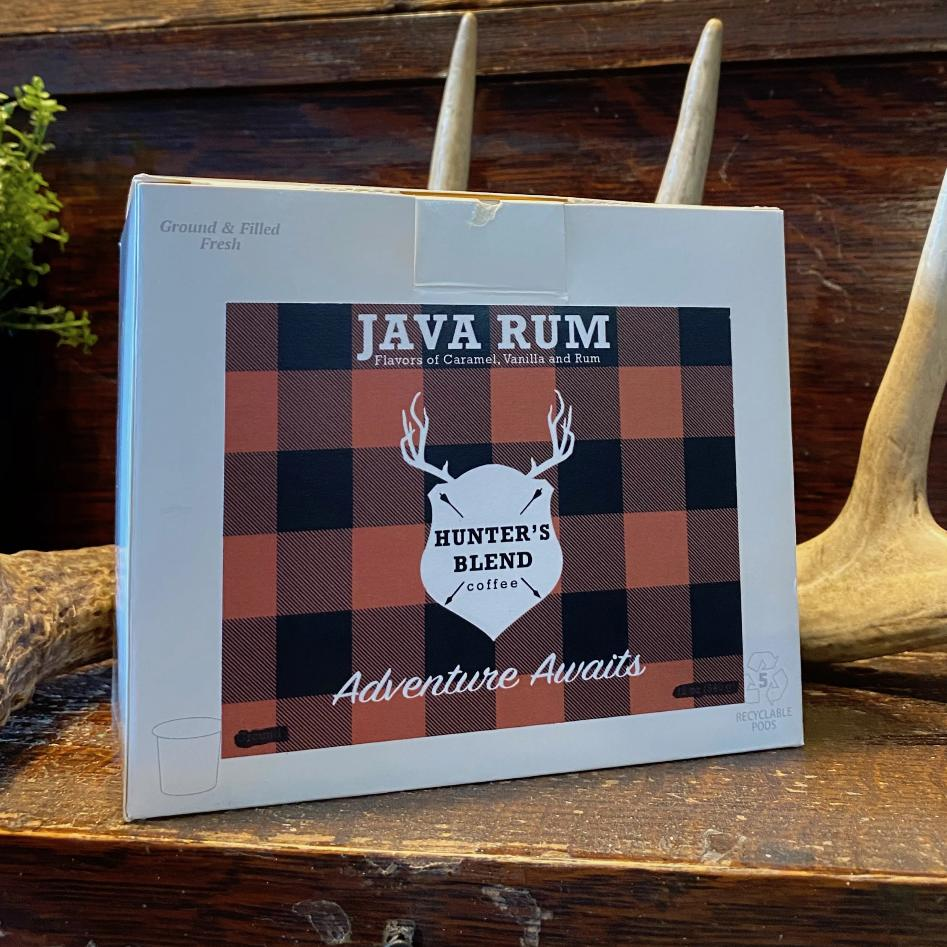Java Rum | 12 Single Shots